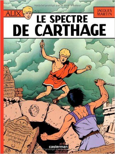 Amazon Fr Alix Tome 13 Le Spectre De Carthage Jacques