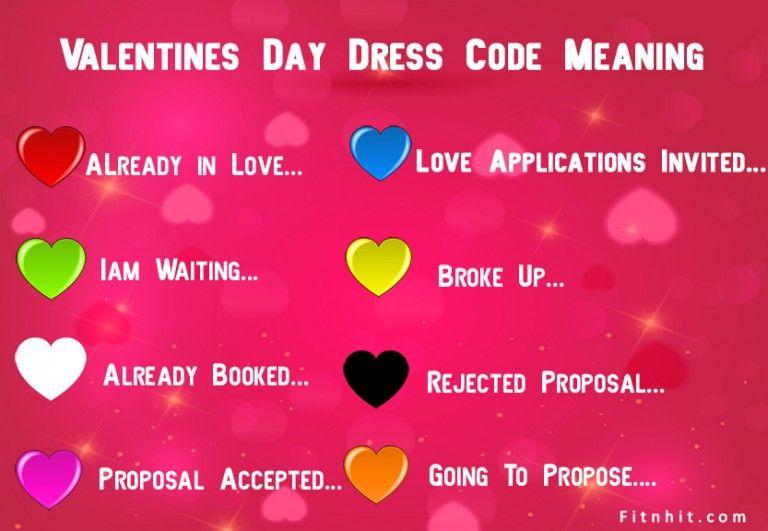 Valentines Colours Valentines Colours Valentines Day Dress Code 14th Feb 2018 Valentines Day Color Valentines Day Dress Code Valentines Day Dresses Day Dresses