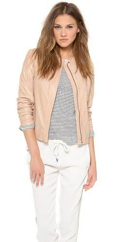 Adorable jacket.  Love.