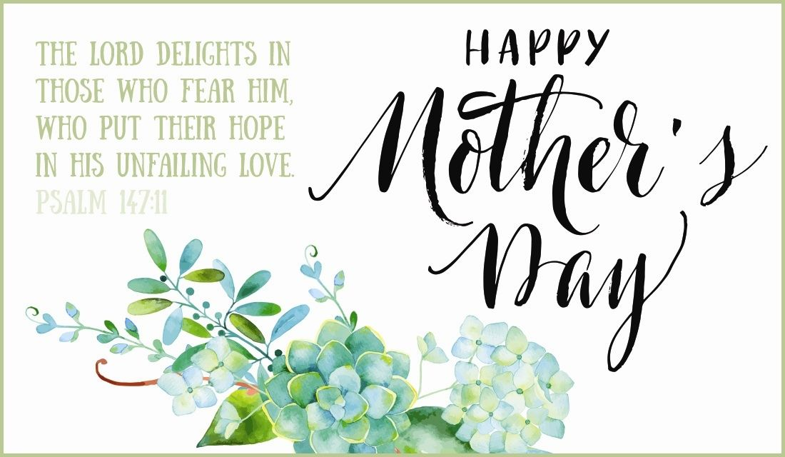 Mothers day psalm 14711 spirituality pinterest positive mothers day psalm 14711 email greeting m4hsunfo