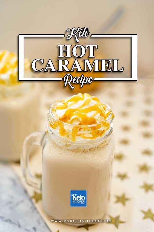 Keto Hot Caramel Drink – Delicious Sugar-Free