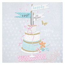 Anna Price Hotchpotch Happily Ever After Wedding Card Online at johnlewis.com