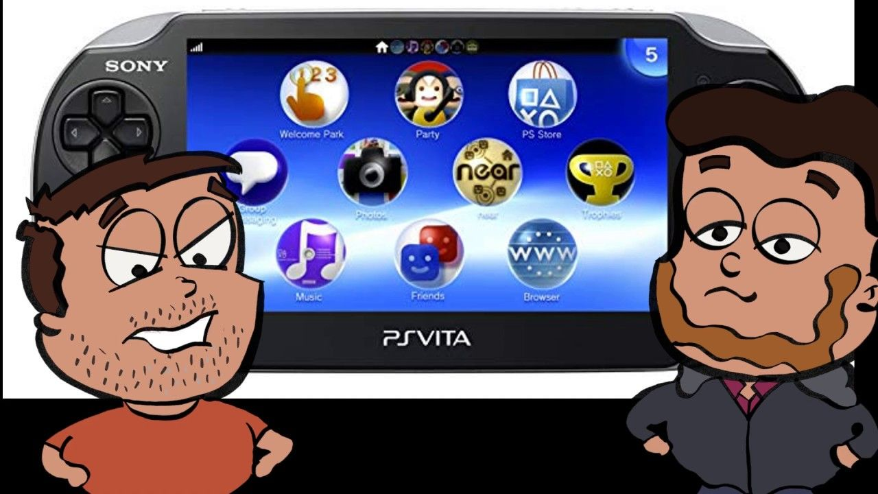 Ps Vita Dead Long Live The Switch And Some Other Stuff About Peanut Butter Youtube Ps Vita Ps Store Dead