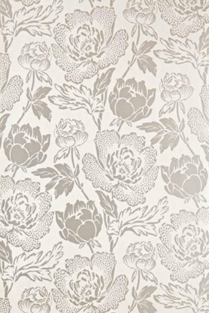 Farrow Ball Peony Wallpaper Beautiful In Cream And Beige Tan