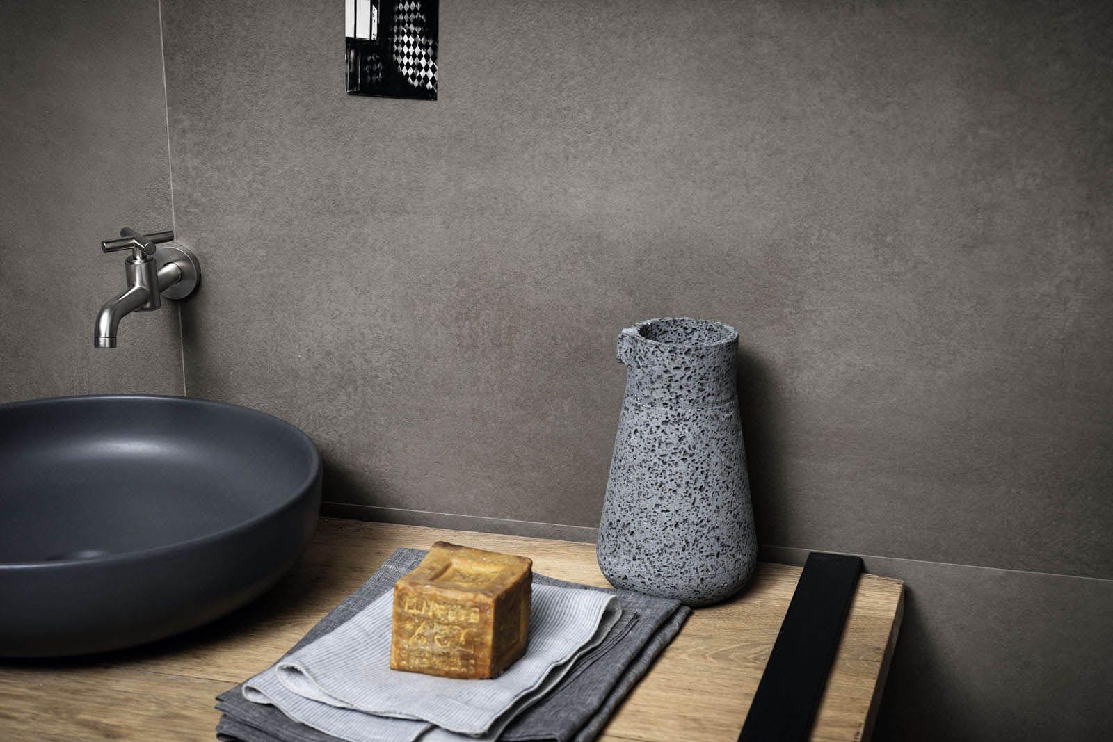 Fliesen für das Bad: Gestaltungsideen mit Keramik und Feinsteinzeug ...