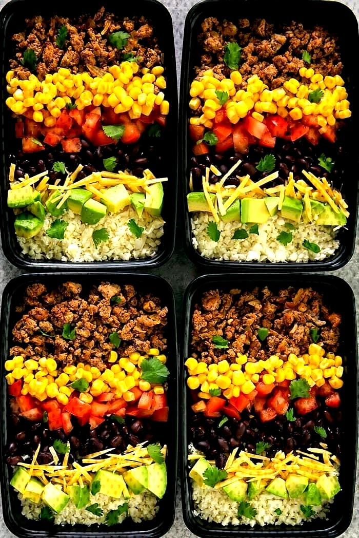 14 low-carb lunches that actually keep you full - Samantha Fashion Life - 14 low-carb lunches that