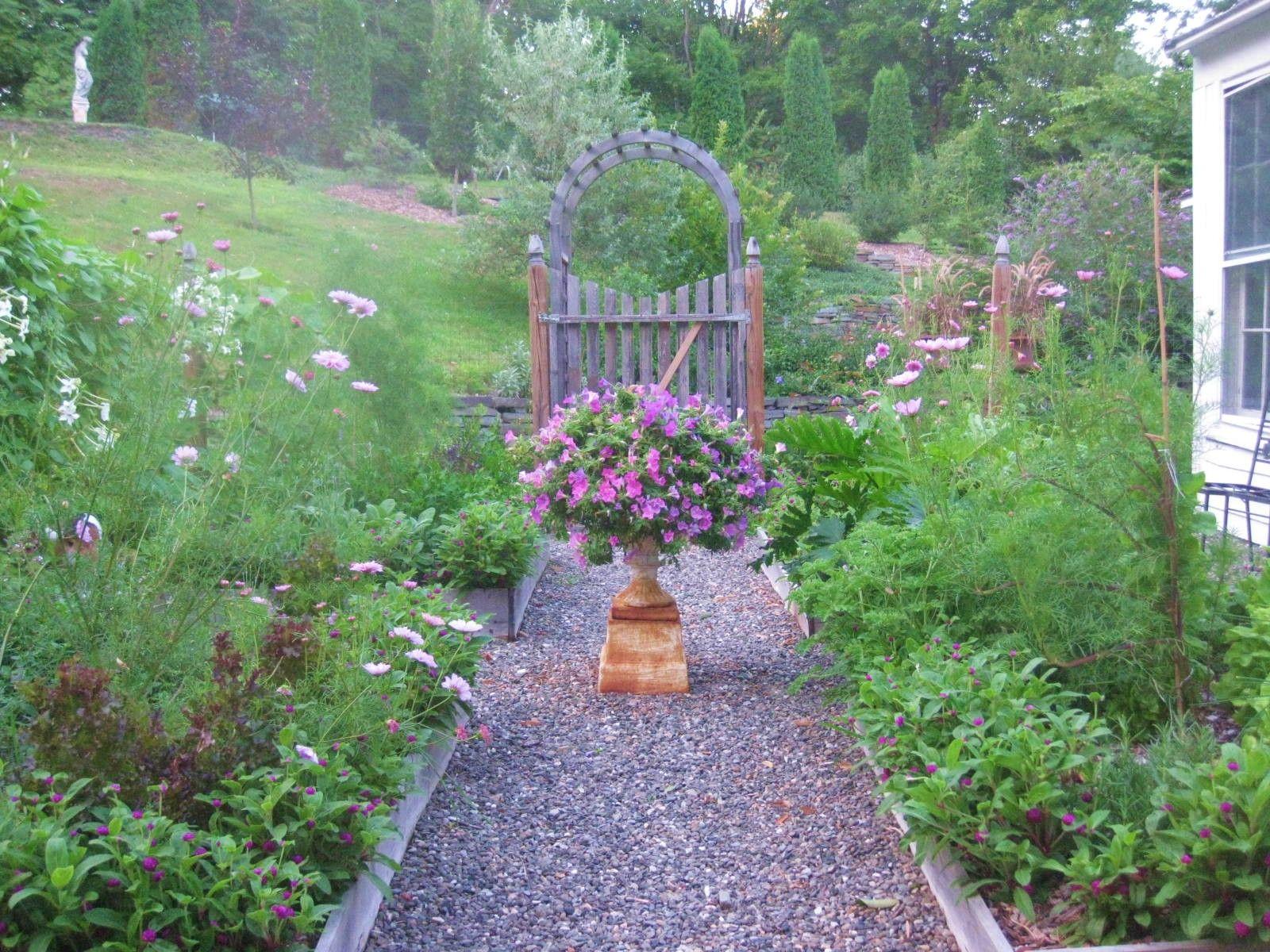 Creating a Raised Bed Garden Vegetable garden raised