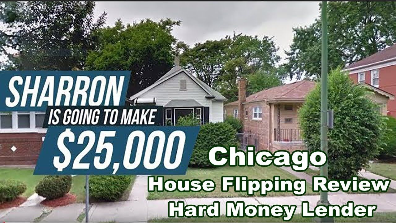 Sharron Used Dohardmoney Com For Her Chicago House Flip Funding House Flipping Is Buying A House Or Prop Flipping Houses Chicago House House Flipping Business
