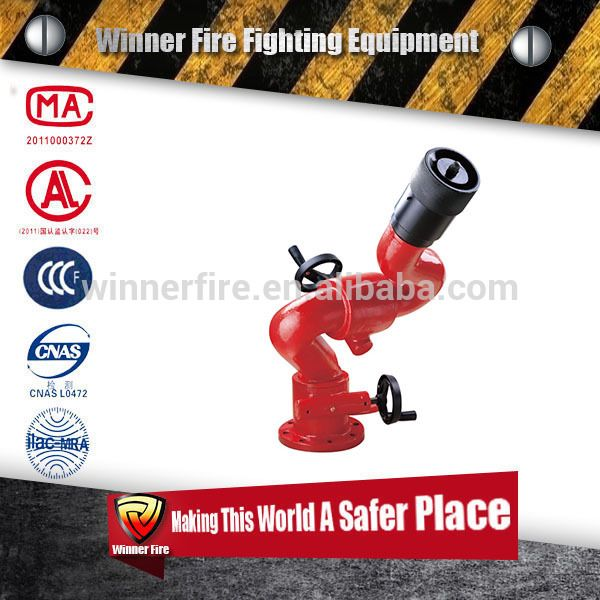 National Fire Force Equipment Water Power Fire Control noozle