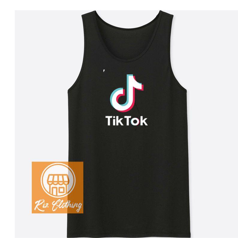 Tik Tok Tank Top For Women S Or Men S