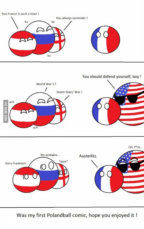 Polandball Webcomic Tv Tropes
