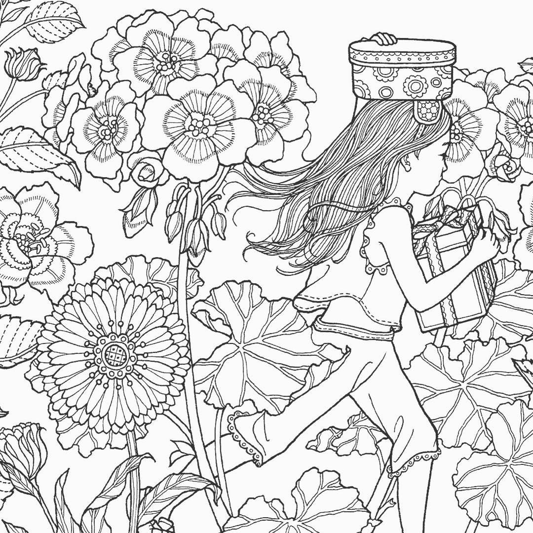 Mensaje Por Daria486 En Instagram Vibbi Me Coloring Pages