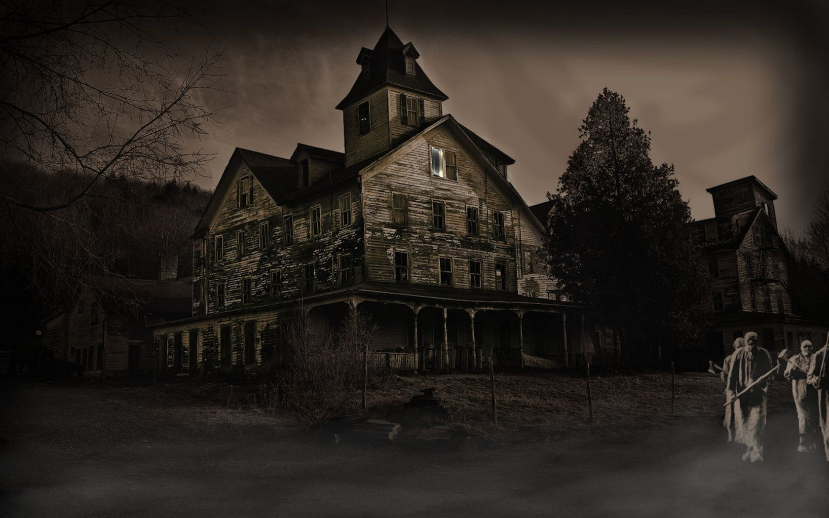 18++ Haunted background ideas in 2021