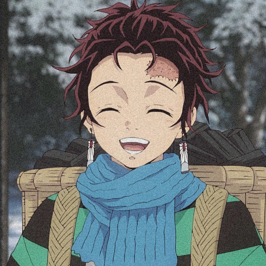 tanjiro kamado pfp! i wanna give him smooches🥺🥺💖💕💕 en 2020