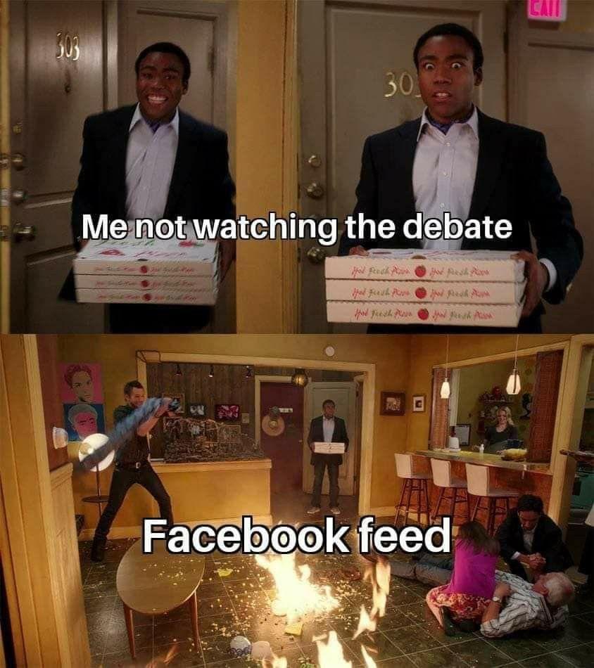 2020 Debate Funny Memes Funny Pictures Pride And Prejudice