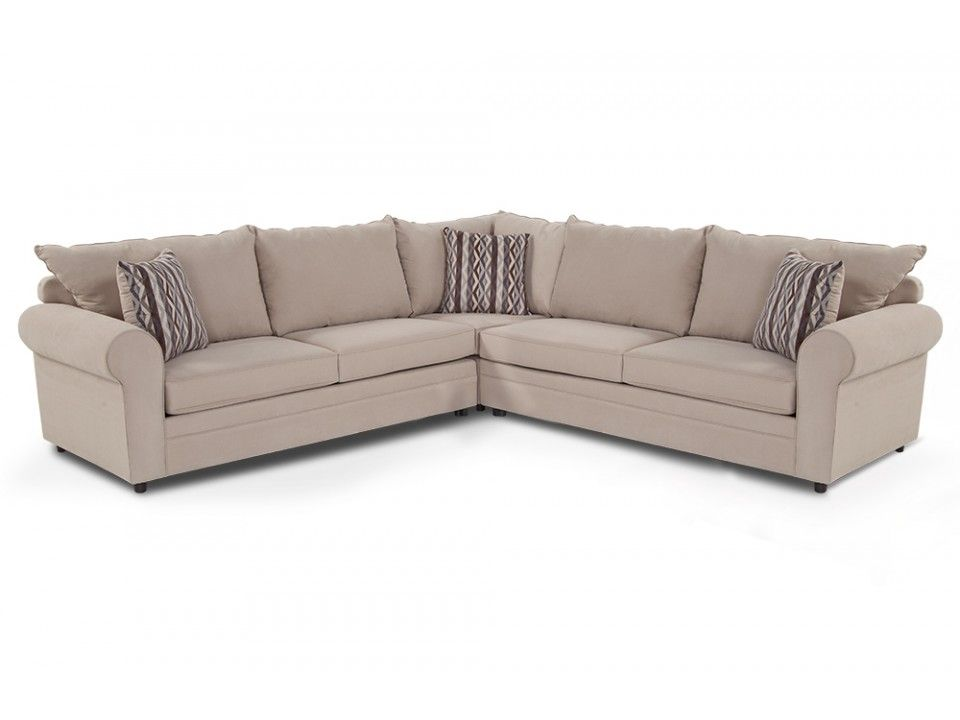 Venus 3 Piece Sectional Sectionals