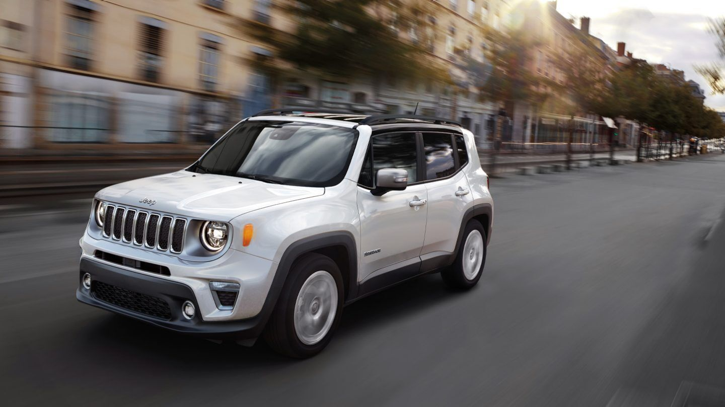 A Sneak Peek At The 2020 Jeep Renegade Near Orlando Jeep