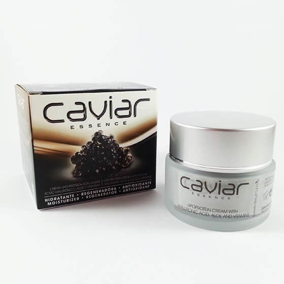 Caviar Essence Bőrfeszesítő arckrém kaviárkivonattal, 50ml..
