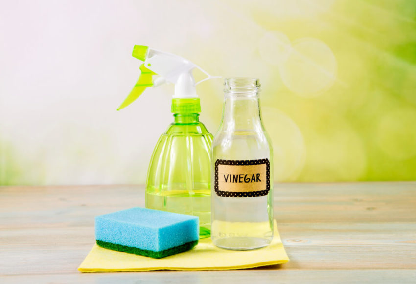 24 Clever Vinegar Cleaning Hacks You Need To Know Now