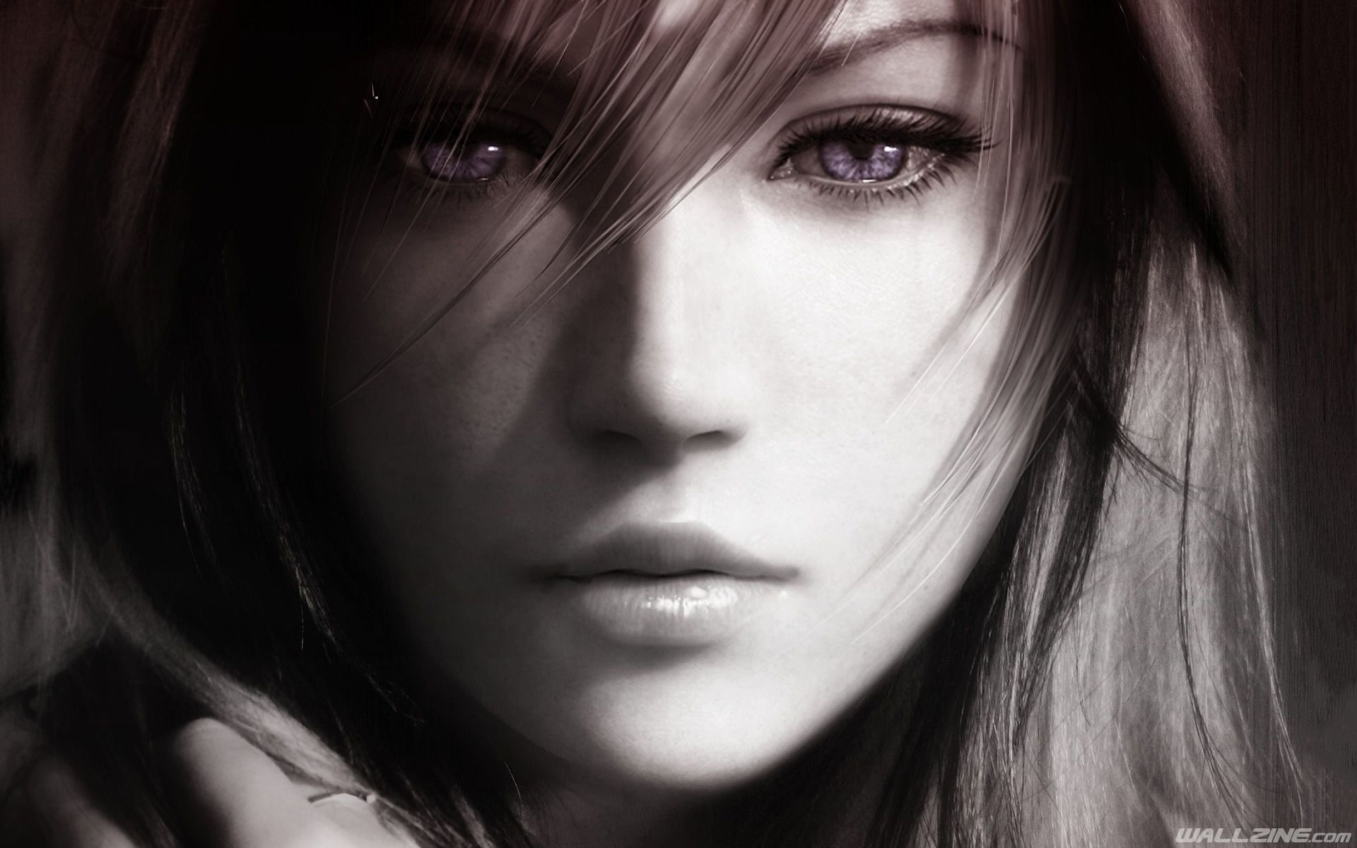 lightning farron wallpaper | hd desktop wallpapers | pinterest