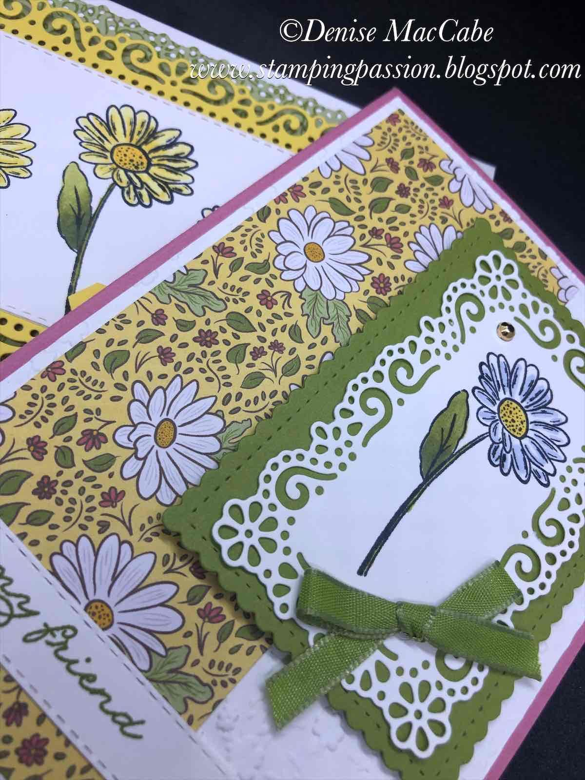 Stamping Passion Ornate Garden Online Class in 2020
