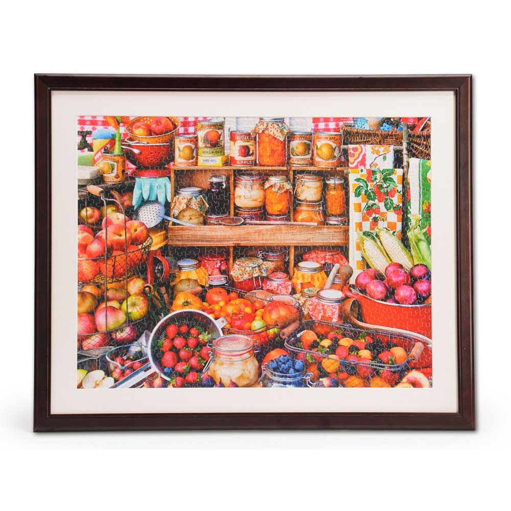 1000 Piece Jigsaw Puzzle Frame Wooden Frame For Puzzles 24 Puzzle Frame Jigsaw Puzzles Unique Puzzles