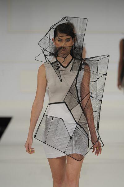 3d Bad Designer designer richard sun 3d fashion architecture wearable sculptural