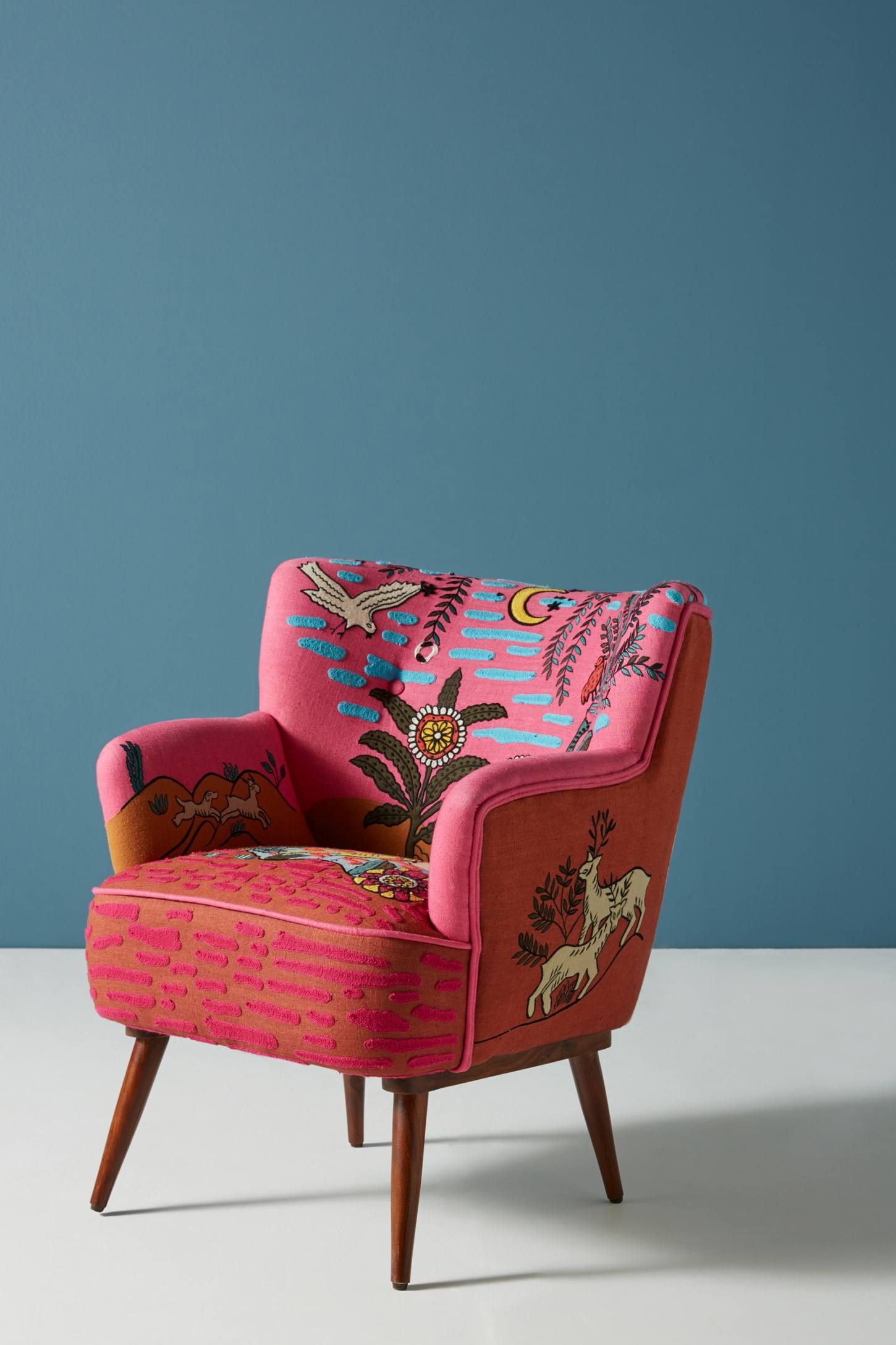 Imagined World Petite Accent Chair In 2019 Living Room
