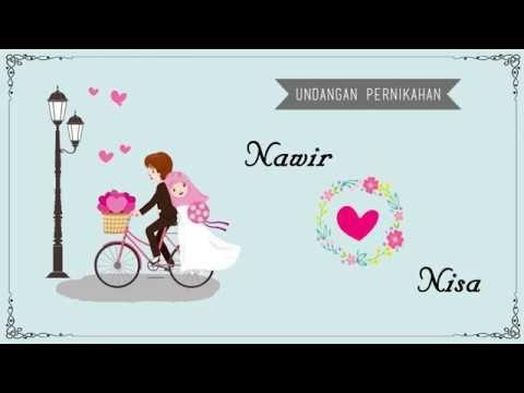 14+ Template undangan pernikahan after effect info