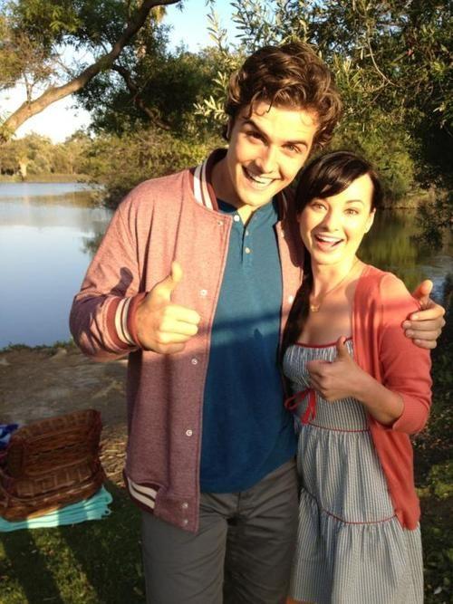 beau mirchoff and ashley rickards dating