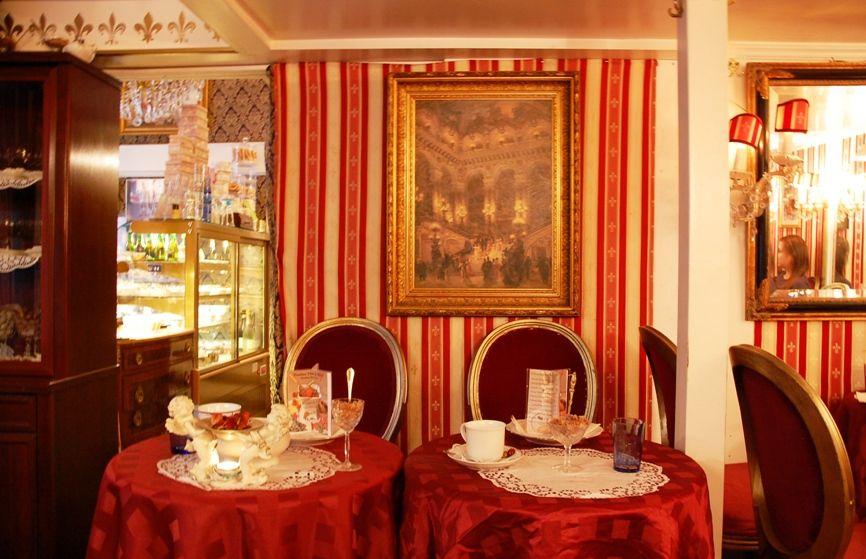 Sussi Salon De The Francais Wien Haus