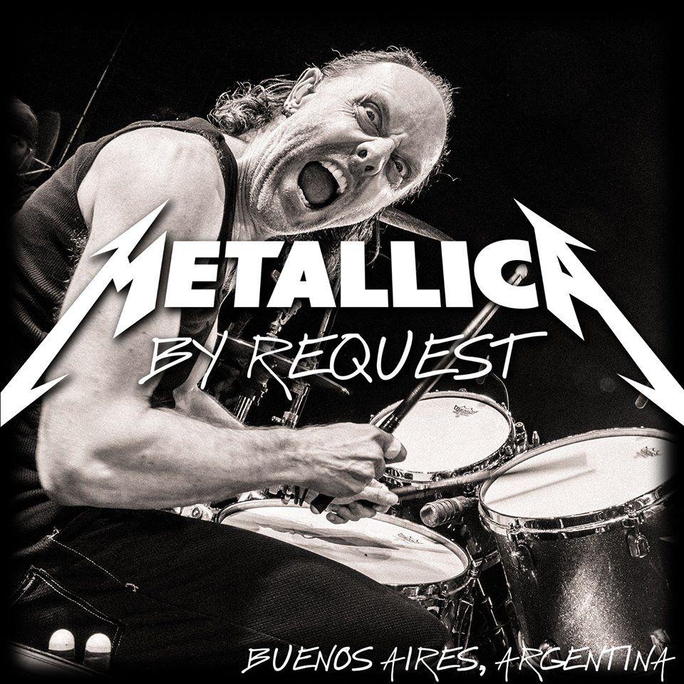 Metallica By Request La Plata 30/03/14 (MEGA)