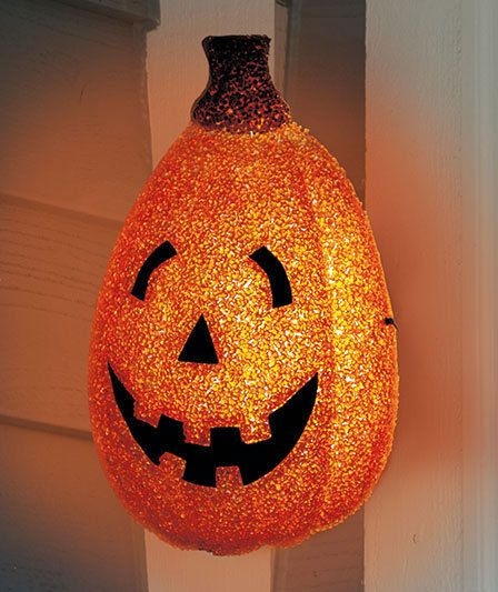 Pumpkin Porch Light Covers Outdoor Holiday Decor Front Porch Porch Light Covers Porch Pumpkins Porch Lighting