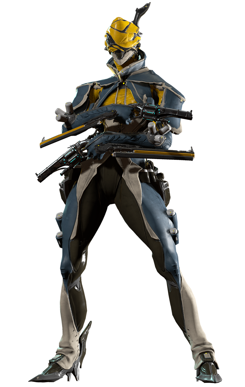 MESA is the Gunslinger of Warframes. Master in the art quickdraw ...