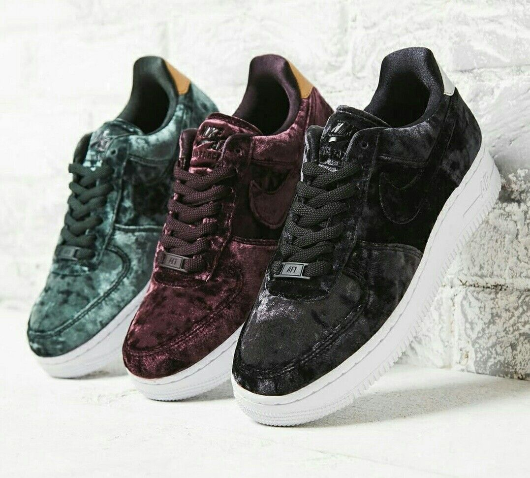 Nike Chaussures Air Velvet Force 1 En Pinterest Shoes 2018 rxrn4T
