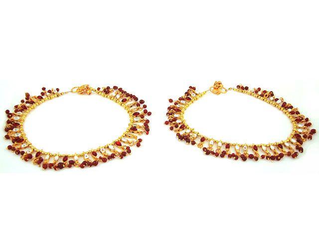 Designer Anklet Bracelet Indian Jewelry