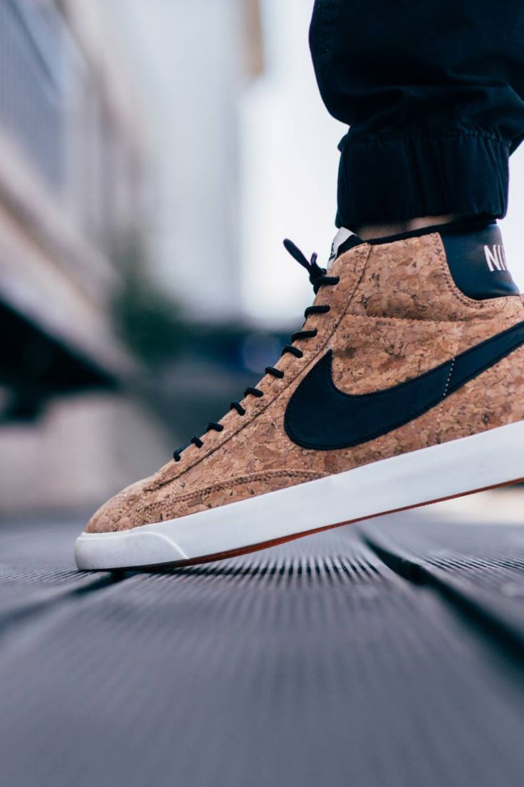 awesome Sneakers Nike : Cork Blazer #nike #sneakers #mensfashion... | MODE  & FASHION | Pinterest