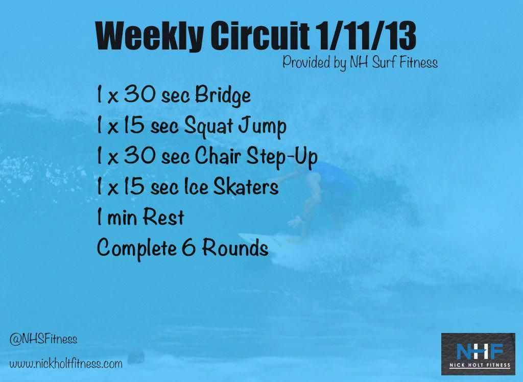 Work Out of the Week. Ditch the treadmill and get your lower body muscles loose and balanced. This w...