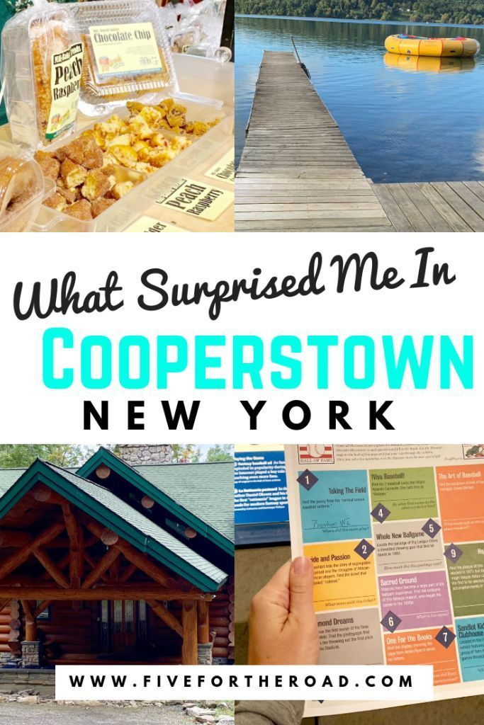 Things to do in Cooperstown NY for a Family Weekend