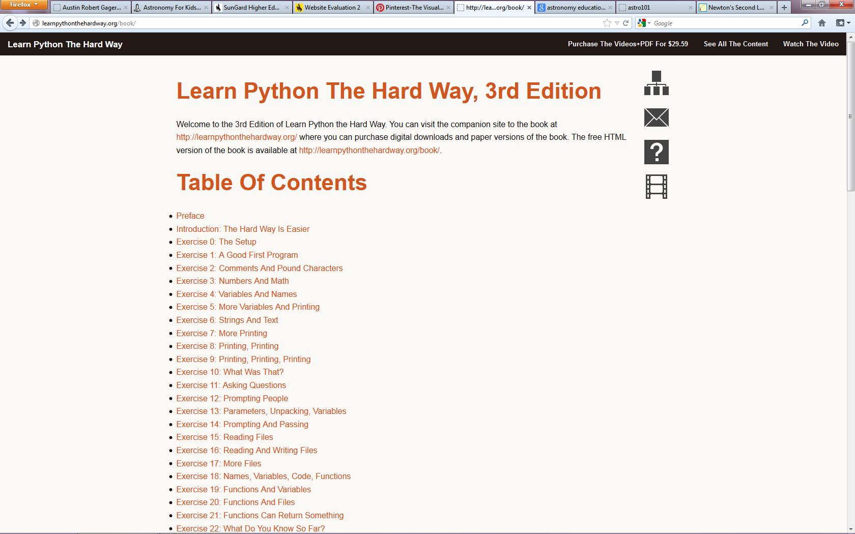 Basic Python Tutorial For Beginners