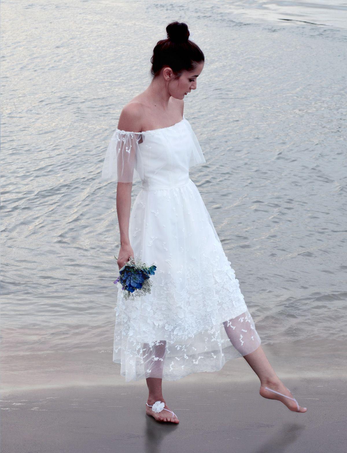 Wedding dress for body type  Linnea Dress  danna  Pinterest  Wedding dress and Weddings