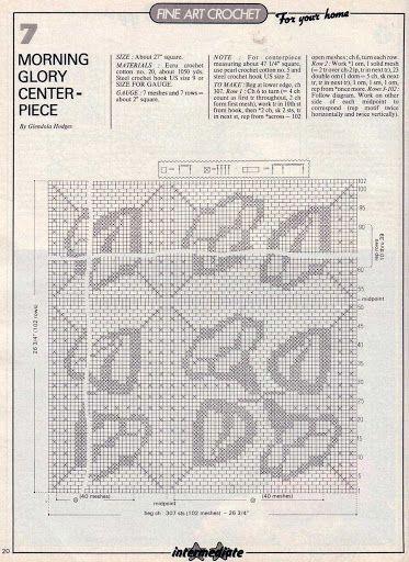 Magic Crochet Nº 38 - Edivana - Picasa Web Albümleri
