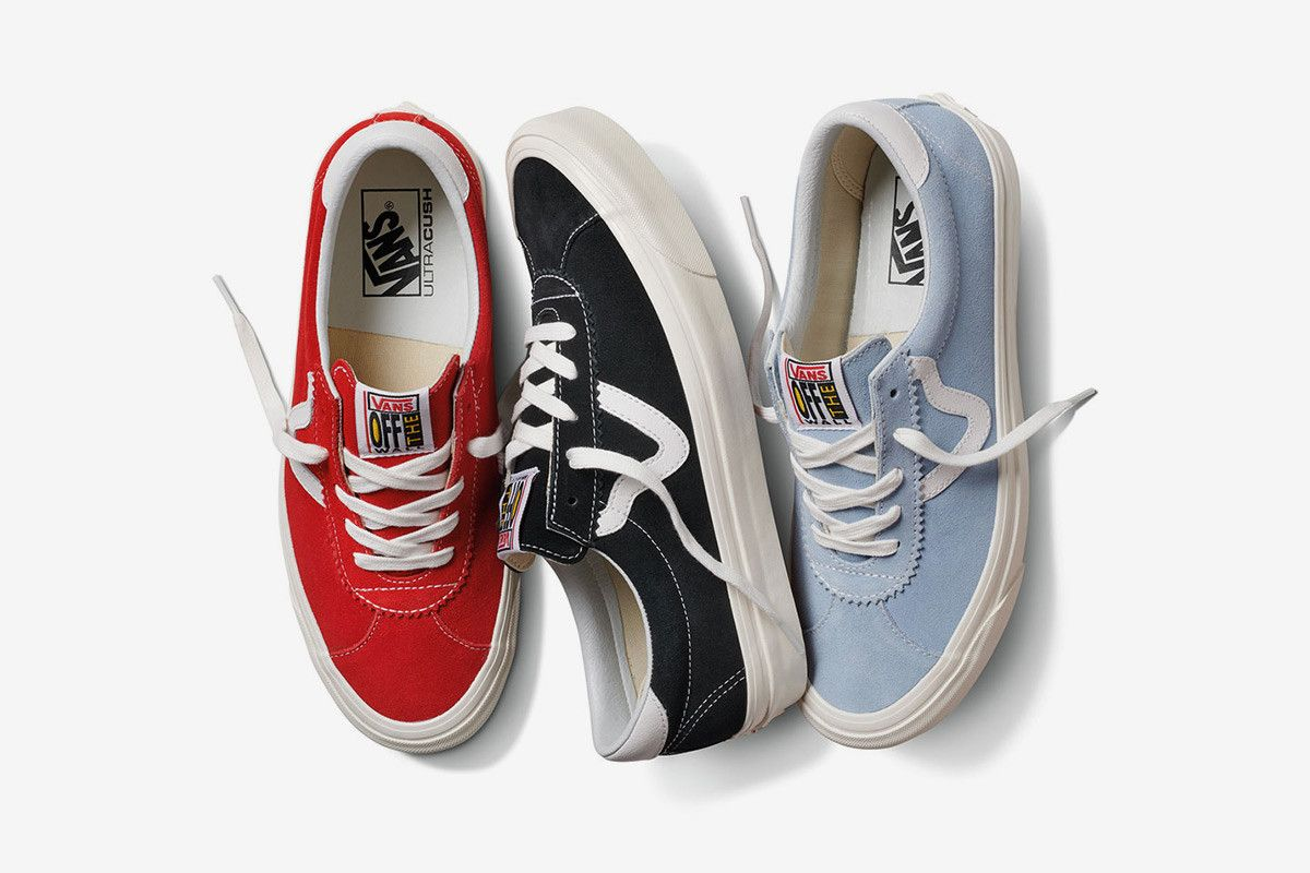 54bf210d476 ... to Their Early Years - Sneaker Freaker. Vans 73 DX Anaheim Factory  Collection