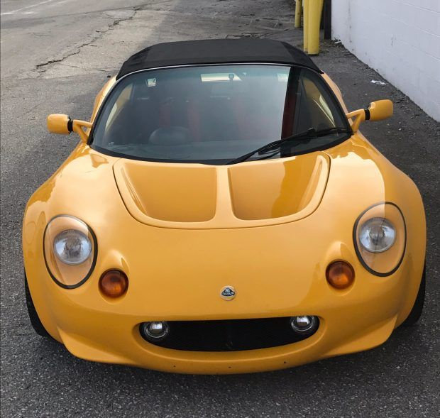 5200-Mile 1999 Lotus Elise Sport 190 | Bring a Trailer | Cars-Lotus ...