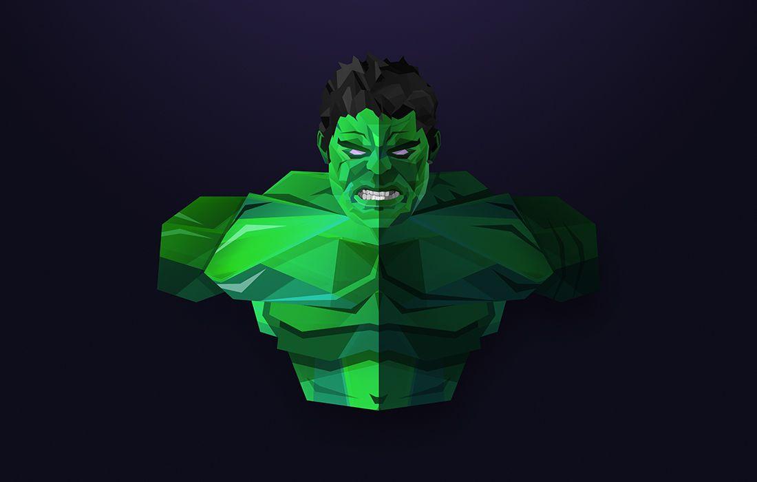 Justin M Maller Art Director Illustrator Online Portfolio Justin Maller Stunning Wallpapers Hulk Art