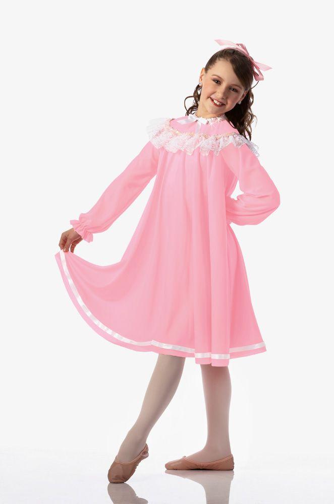 Teachers! CLARA Nightgown Only Nutcracker Peter Pan Dance Costume ...