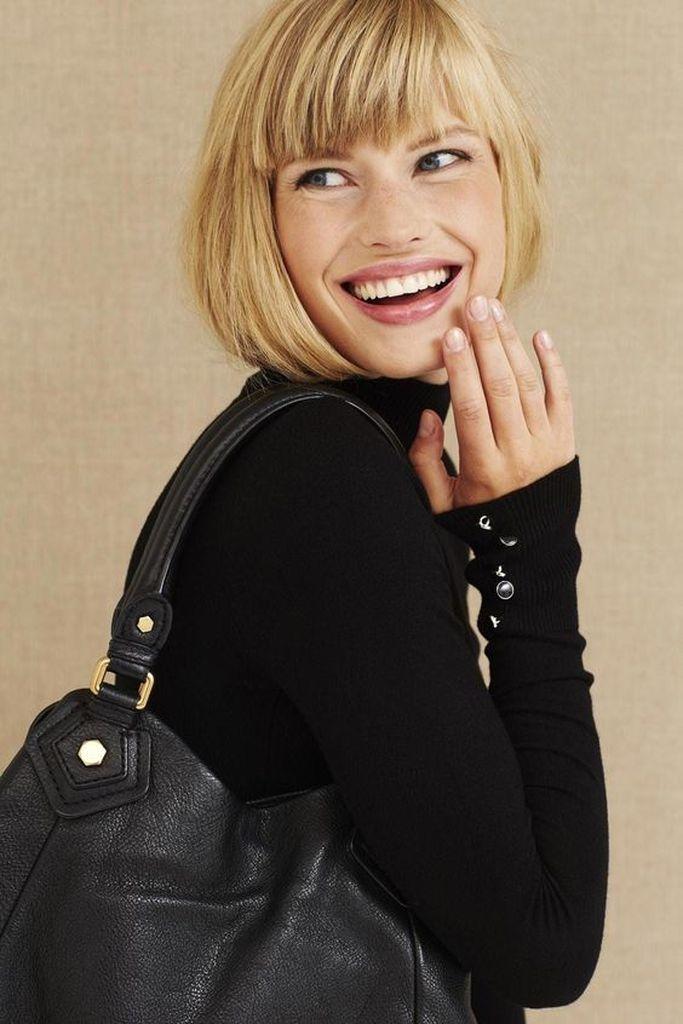 25 Trend Short Frisuren für Mädchen   Short bobs with