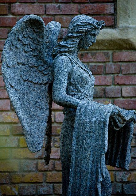 Thornewood Castle - angel