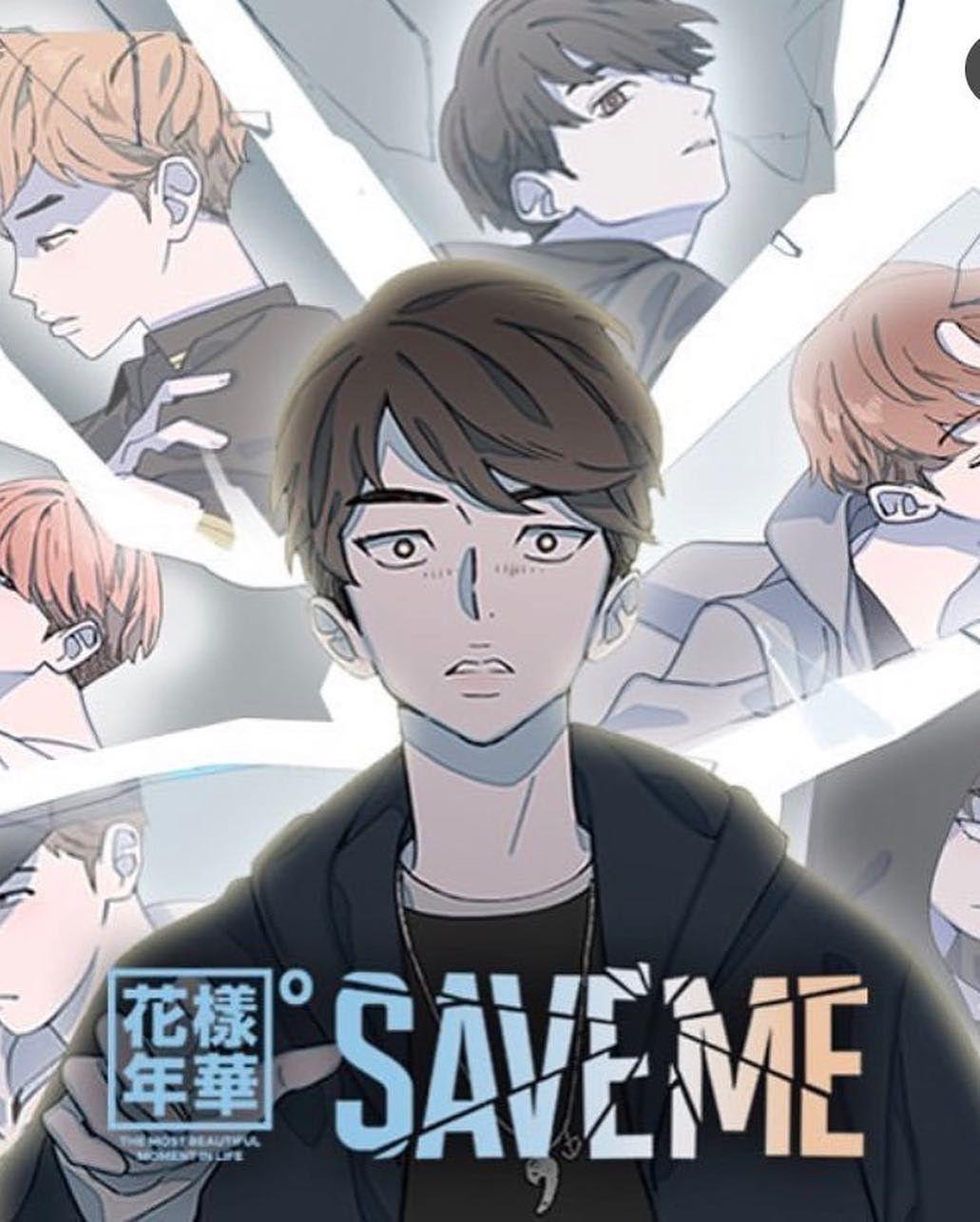 bts webtoon save me