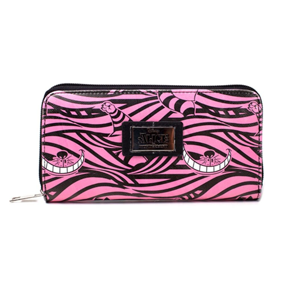 Disney alice in wonderland cheshire cat purse from difuzed